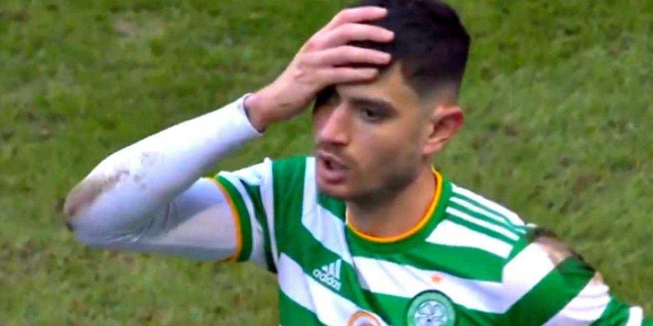 """Celtic fans throw anti-Semitic abuse at Israeli player after red card – """"Zionist rat"""""""