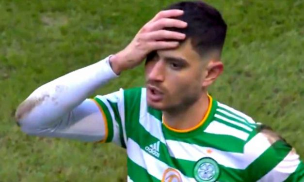 "Celtic fans throw anti-Semitic abuse at Israeli player after red card – ""Zionist rat"""