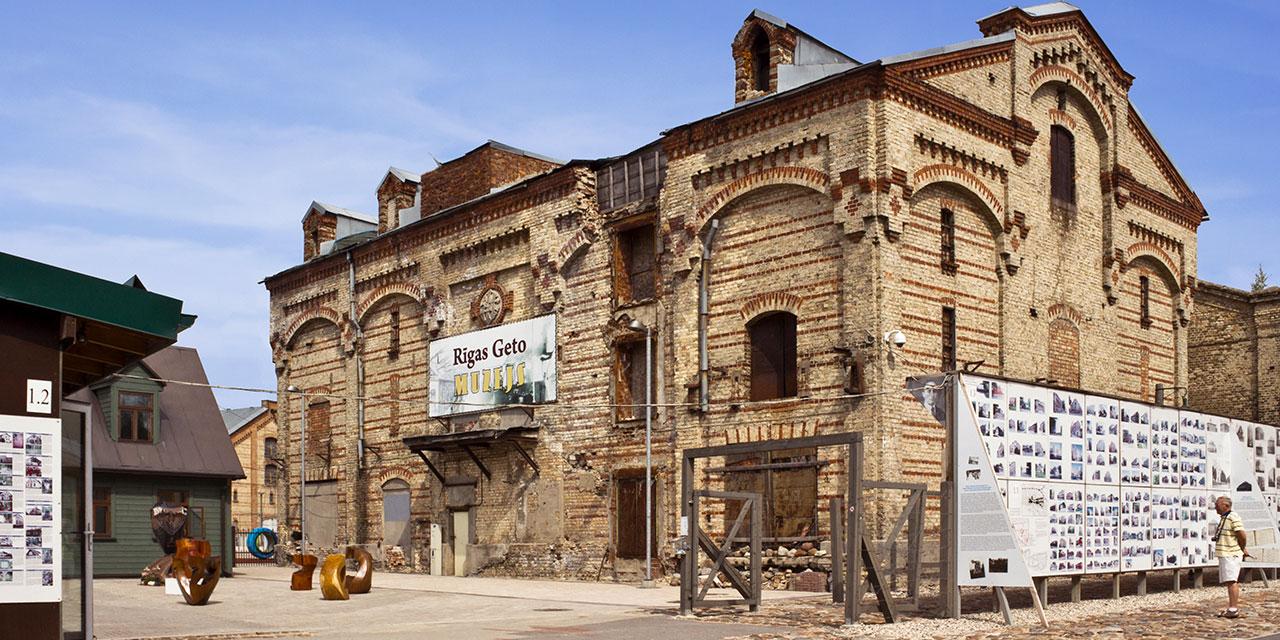 Visiting the Riga Ghetto Museum in Latvia