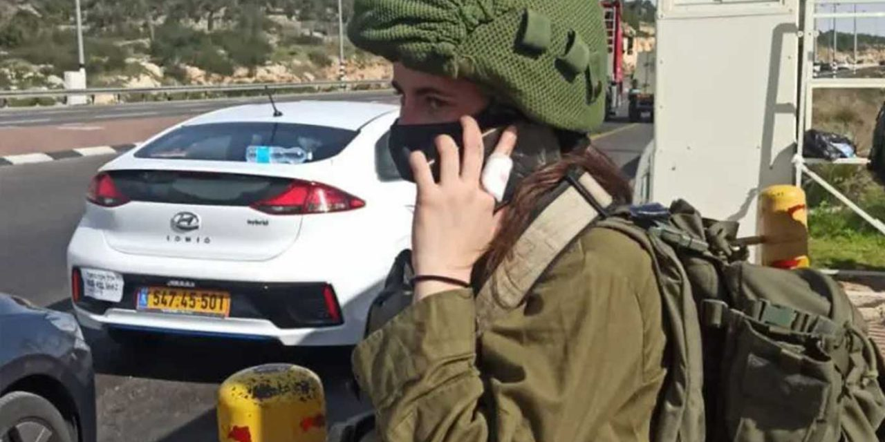 London born IDF soldier thwarts stabbing attack in Israel