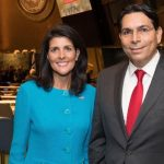 Danny Danon thanks America for standing with Israel during Trump presidency