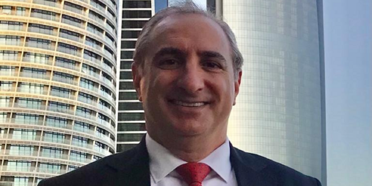 Ambassador Eitan Na'eh becomes first ever Israeli envoy to UAE