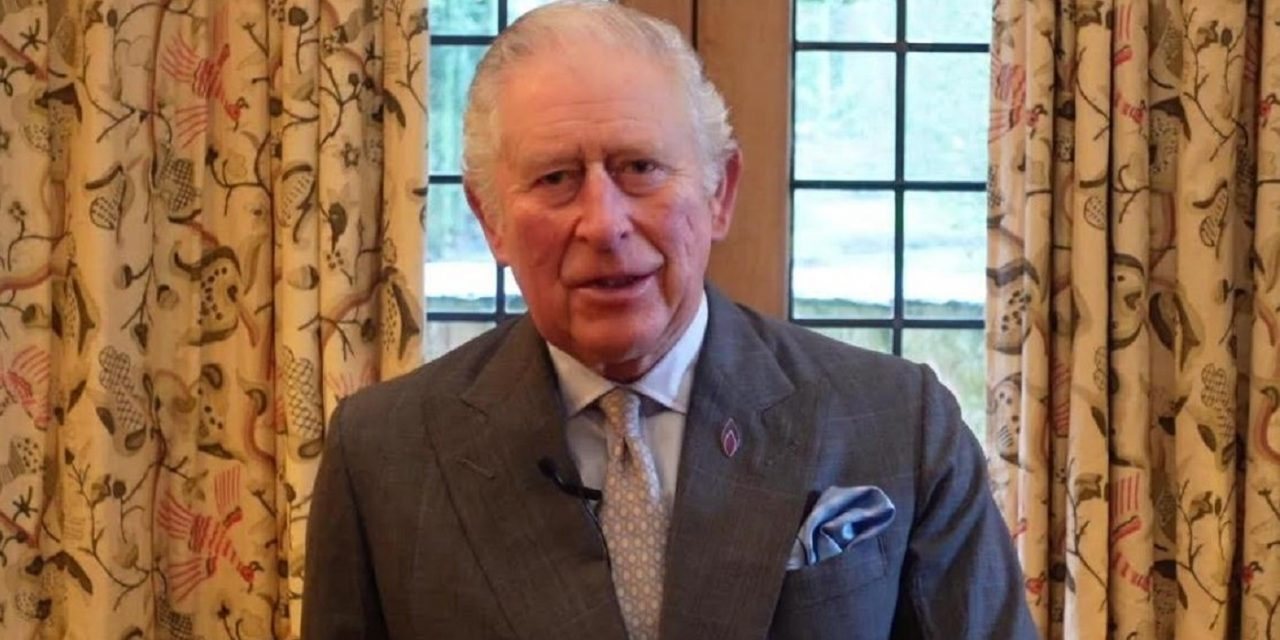 """Prince Charles: """"The task of bearing witness falls to us"""""""