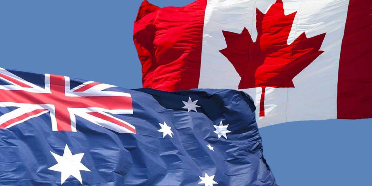 Australia and Canada speak out against ICC's illegal investigation of Israel