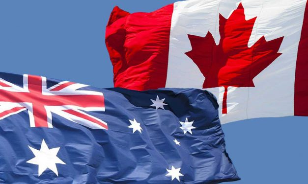 Australia and Canada speak out against ICC's illegal investigation of Israel