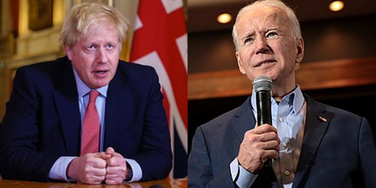 Iran: 'No deal' is better than a 'bad deal' if Boris is to join Biden in new agreement with Tehran
