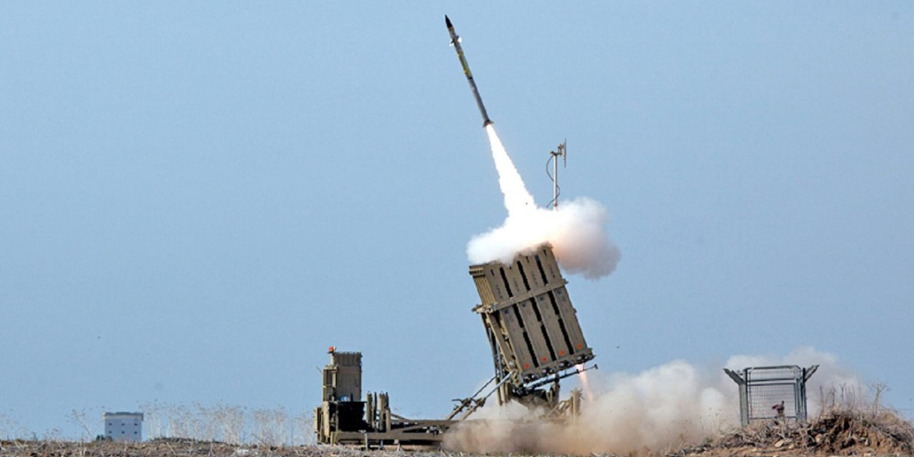 Israel successfully tests Iron Dome upgrade striking new types of threats