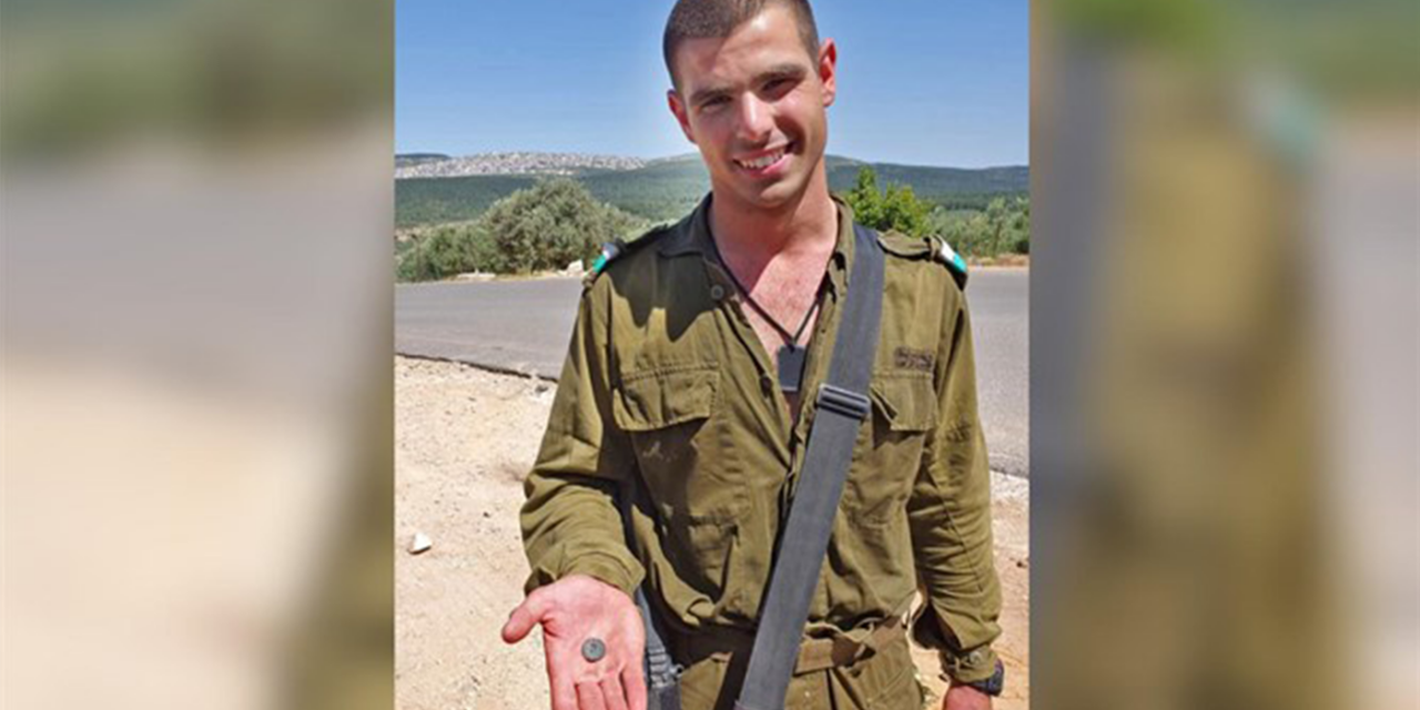 IDF soldier unearths ancient coin during training exercise in northern Israel