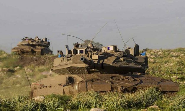 Israel signs deal with Germany to install Israeli protection systems on tanks