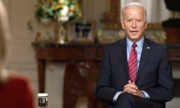 Biden says U.S. won't lift sanctions until Iran halts uranium enrichment