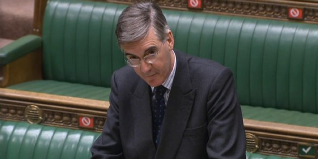 Rees-Mogg says Bristol University professor's anti-Semitic comments are 'deeply wicked'