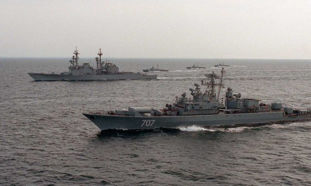 Russia, China, and Iran to hold joint naval drills in Indian Ocean