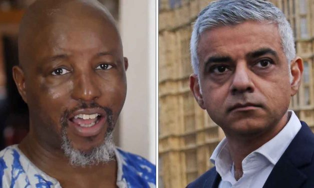 Sadiq Khan's statue diversity commissioner who heckled the Queen resigns over anti-Semitism
