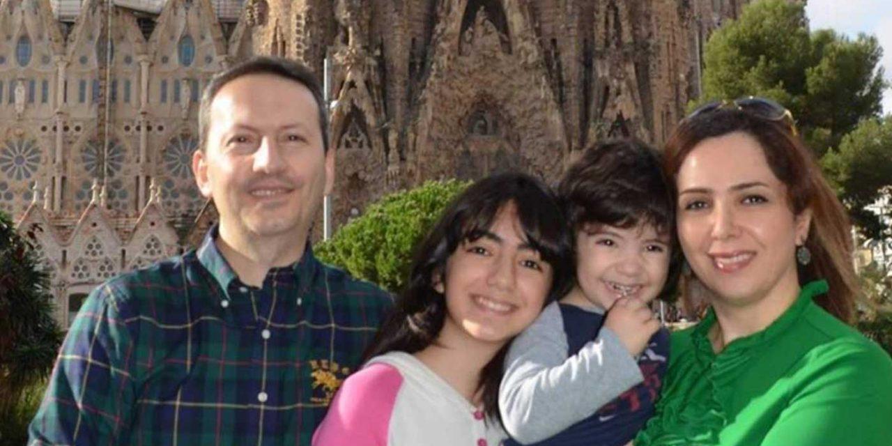 Swedish-Iranian professor 'near death' in Iran jail over false claims he helped Israel
