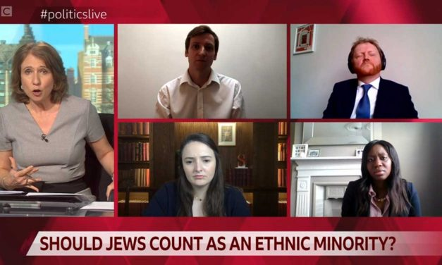 Calls for BBC to apologise after debate undermines British Jewish identity