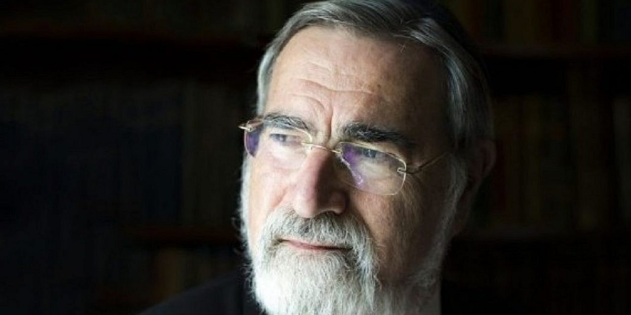 Almost £100k raised in memory of Rabbi Sacks for bloodmobile to save lives in Israel