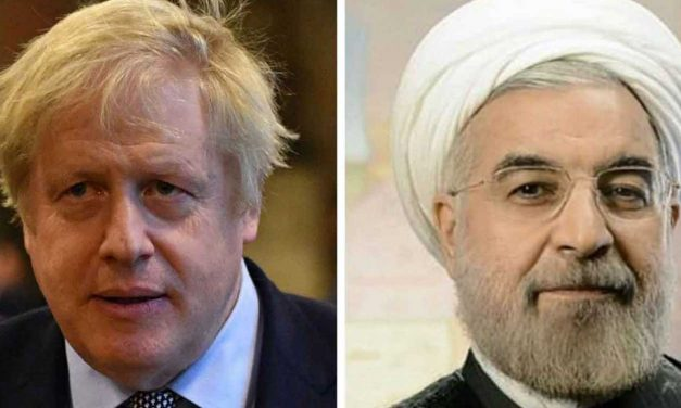 Boris tells Rouhani: 'Send Zaghari-Ratcliffe home, stop enriching uranium and cease destabilising Middle East'