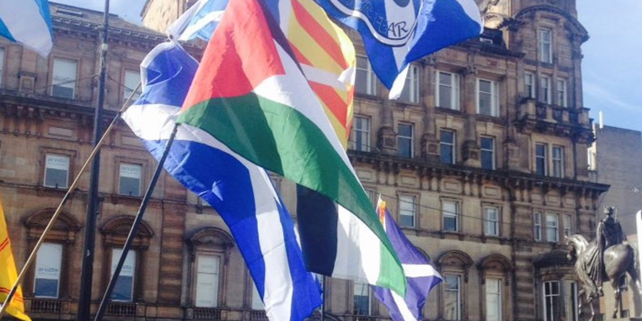 Scottish PSC attended event with Iranian regime, Hamas and other terror groups