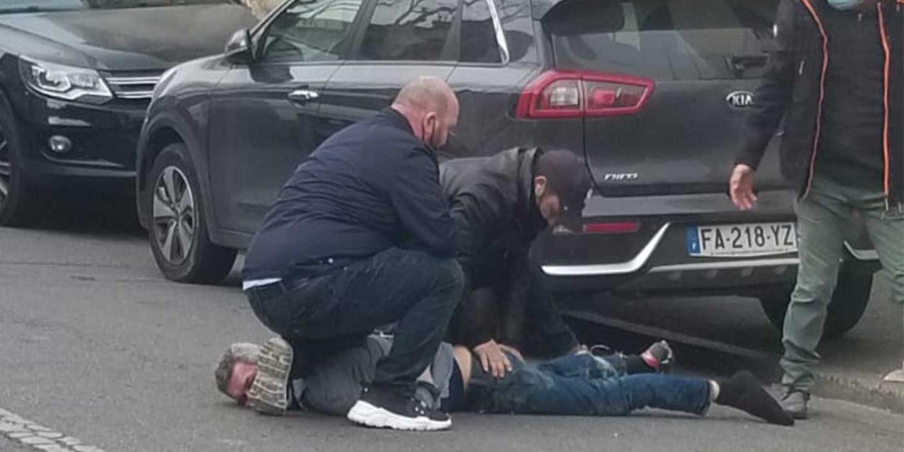 France: Knifeman arrested outside Jewish school in Marseille