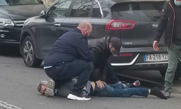 France: Knifeman arrested outside Jewish school in Marseille