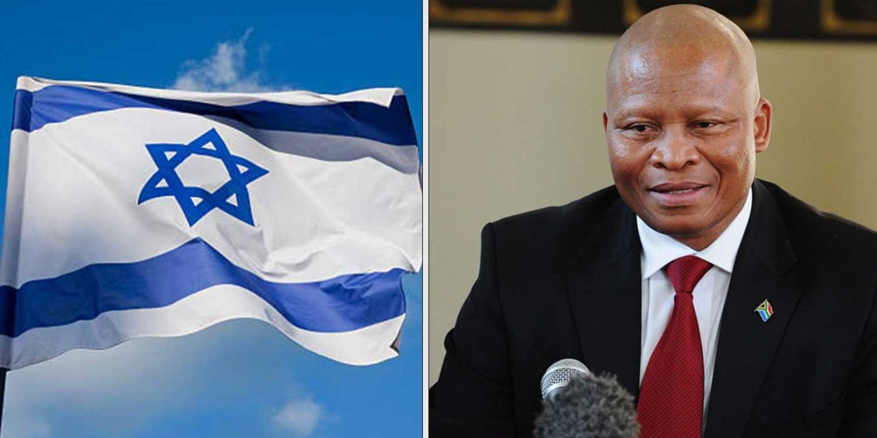 South Africa's Chief Justice refuses to apologise: 'As a Christian I love and pray for Israel'