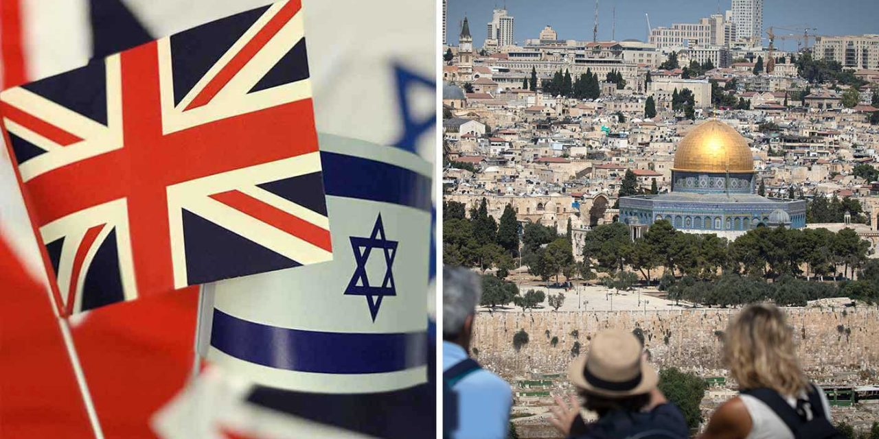 Israel 'could be' travel destination for Brits this year says report