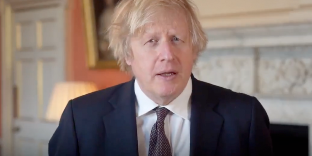 Johnson wishes 'chag sameach' to the Jewish community for Passover