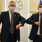 Gove in Israel: Travel corridor, health, post-Brexit free trade and Iran discussed