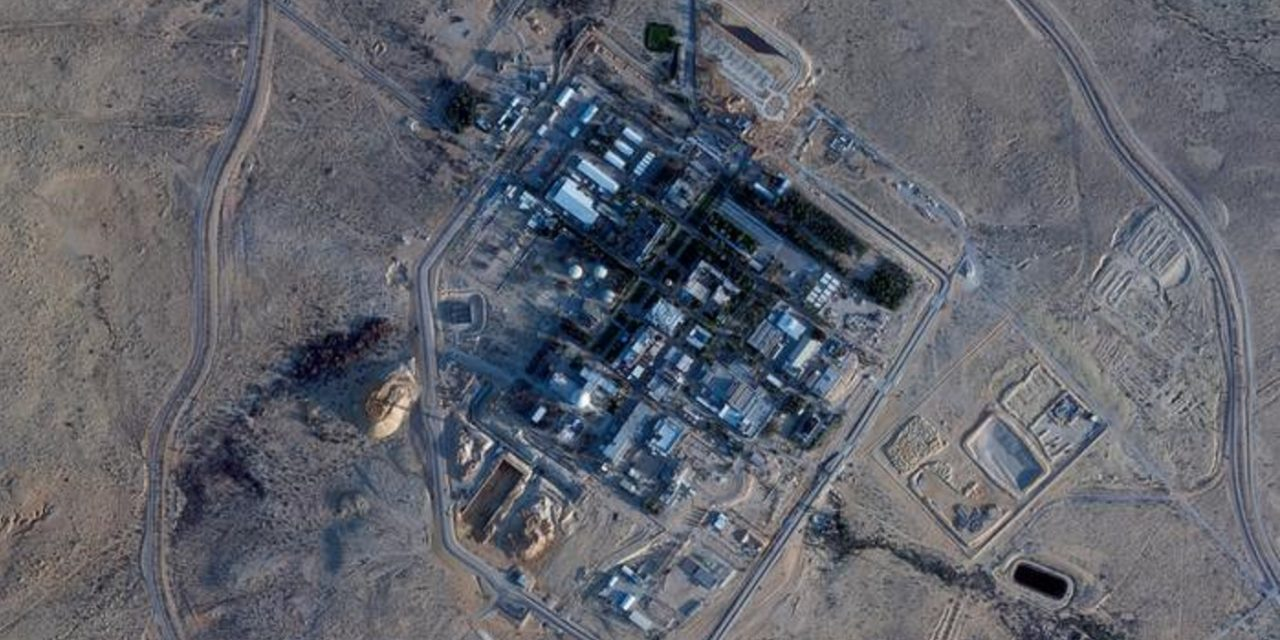 Israel hits targets in Syria after errant rocket lands near Israel's nuclear reactor