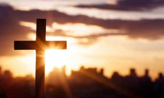 """The veil was torn in two"" – A Word shared for Good Friday"