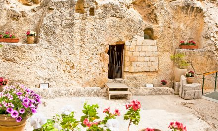"""""""He is not here, for He has risen"""" – A Word shared for Resurrection Sunday"""