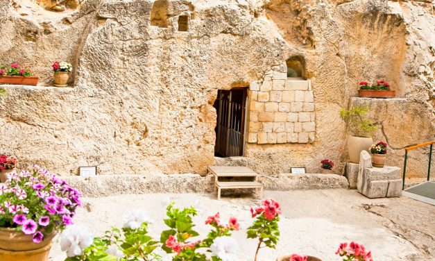 """He is not here, for He has risen"" – A Word shared for Resurrection Sunday"
