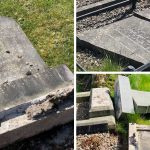 Jewish graves smashed: 'A very sad day for Belfast'