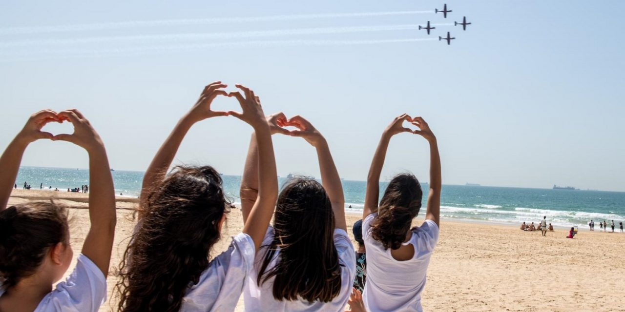 Israel celebrates Independence Day in style!
