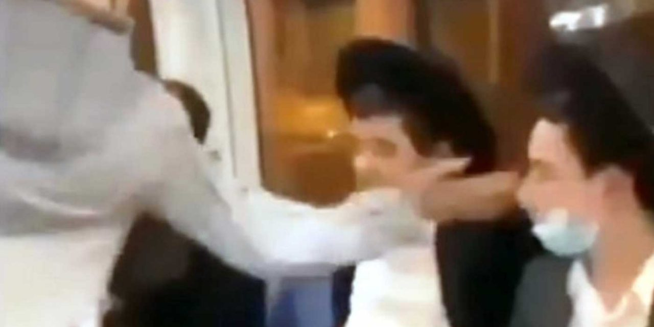 Man arrested for slapping Jewish teen for TikTok video