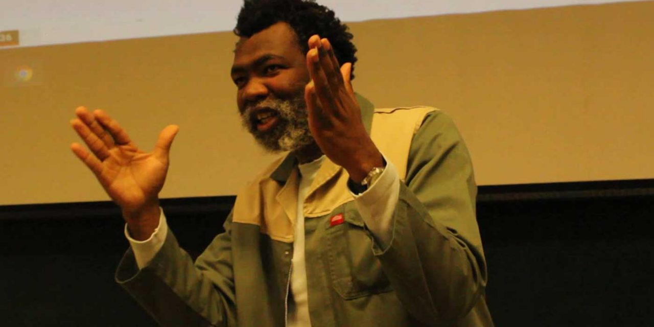 South Africa: Prominent anti-Israel activist claims 'Hitler committed no crime' in university lecture