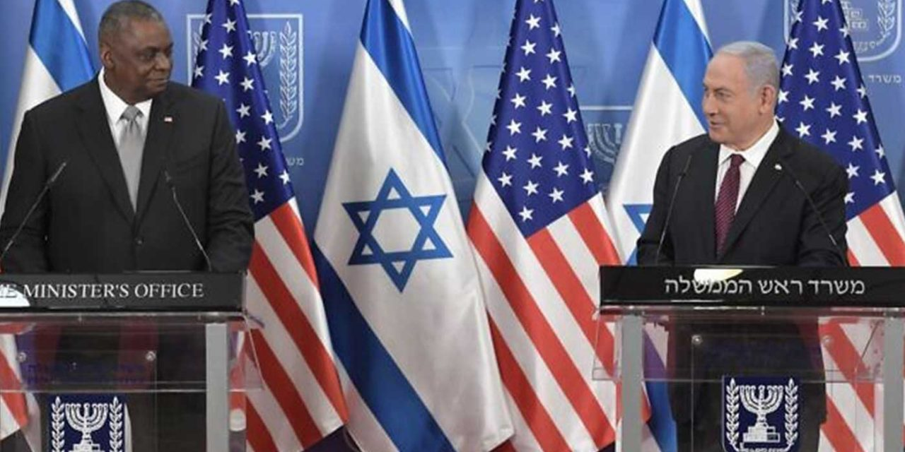 Netanyahu: 'Israel will never let Iran obtain nuclear weapons'