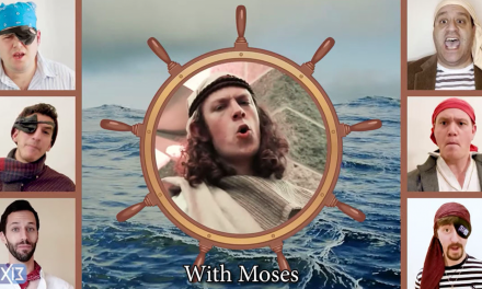 Jewish group's sea shanty parody is a fun way to learn about Passover