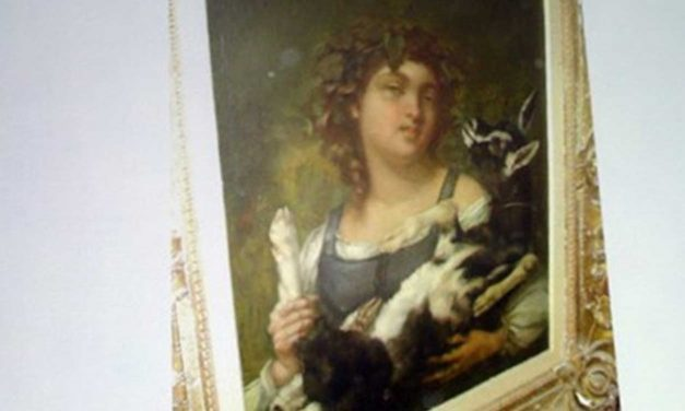 Germany returns painting stolen by Nazis to Jewish heirs