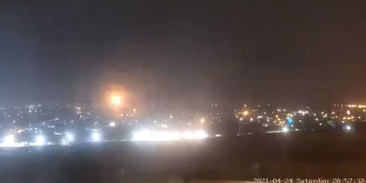 Over 40 rockets fired at Israel from Gaza over weekend