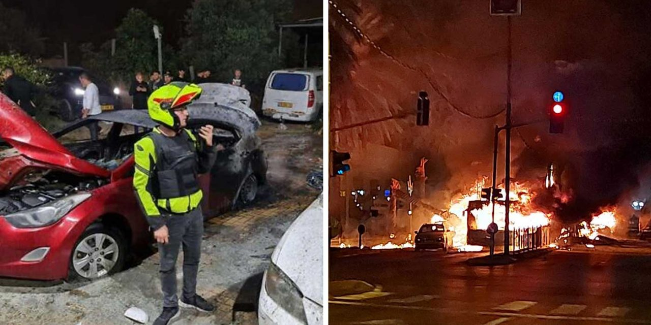Israeli father and daughter killed overnight near Lod, woman killed in Rishon Lezion by Hamas rockets