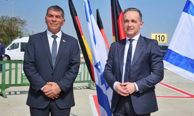 German FM visits Israel: 'I came to express solidarity… Israel has right to defend itself'