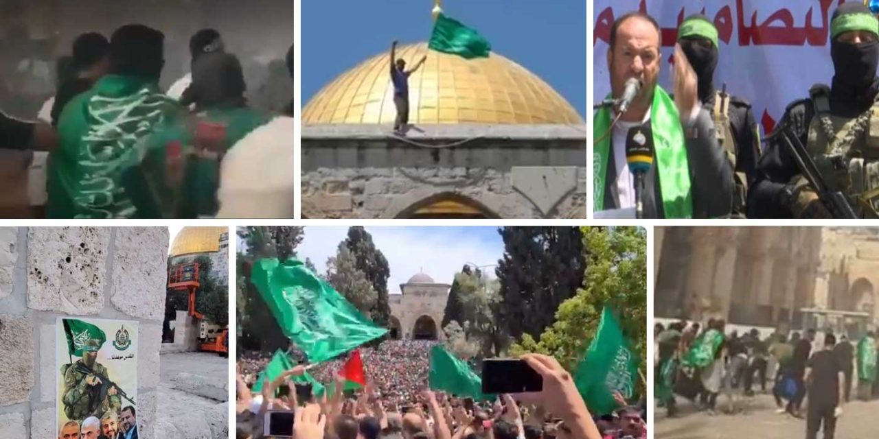 Don't be fooled: These are Hamas-led riots in Jerusalem fuelled by anti-Semitism