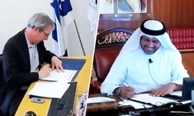 Israel and UAE's national libraries sign collaboration deal on knowledge and learning