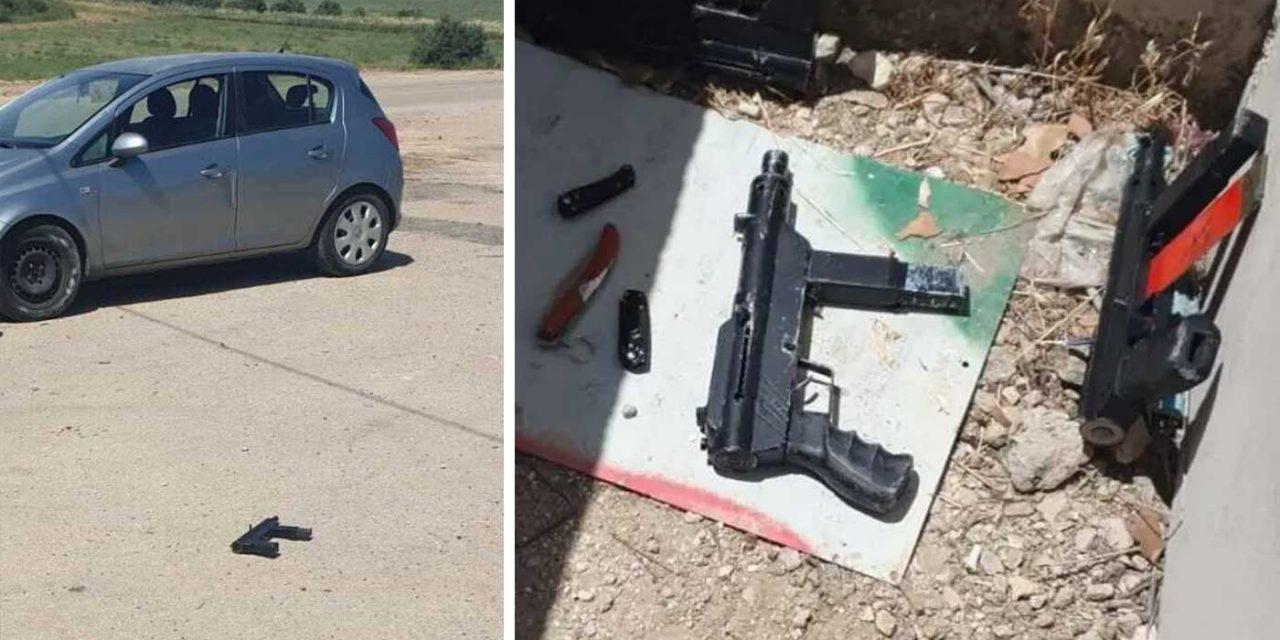 Two Palestinian gunmen killed in shooting attack at Israeli military base