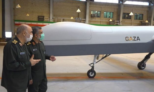 Iranian drone can fly 7,000 km, says general