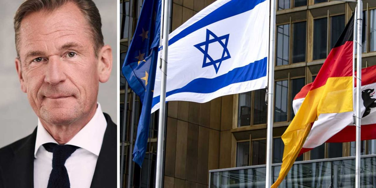 German media giant tells staff: If you're anti-Israel, find a new job