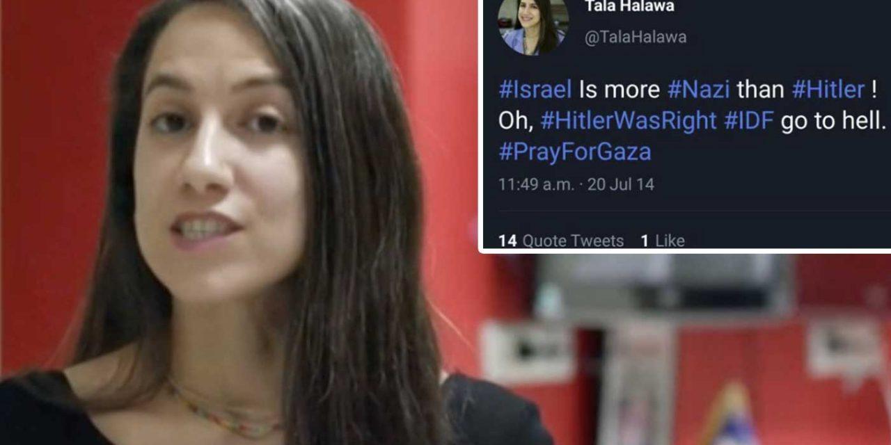 BBC sacks pro-Palestinian journalist who said 'Hitler was right'