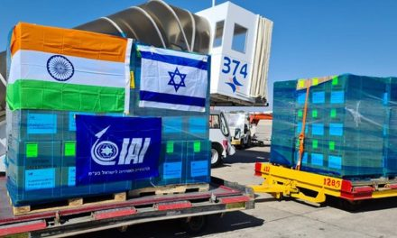 Israel ramps up medical aid as India faces possible third Covid wave