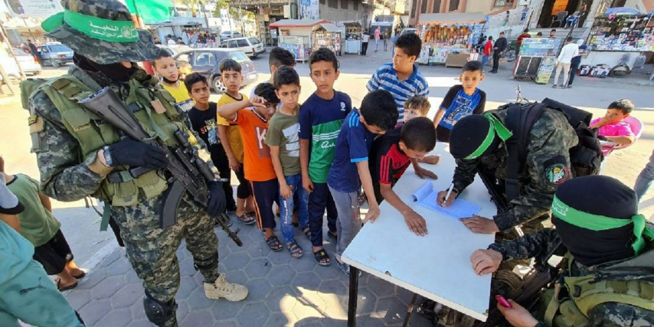 Gaza: More than 50,000 children join Hamas summer camps